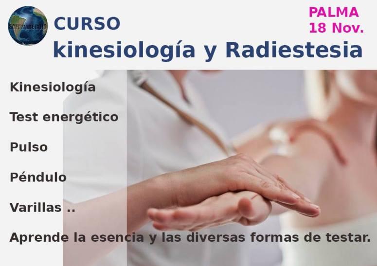 Curso de Kinesiología y Radiestesia